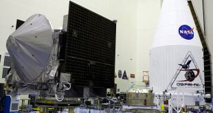 OSIRIS-REx readied for encapsulation