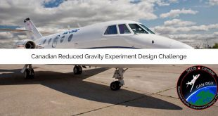 Canadian Reduced Gravity Experiment Design Challenge.