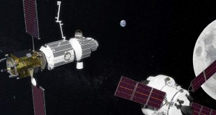 Deep space gateway in Cislunar space