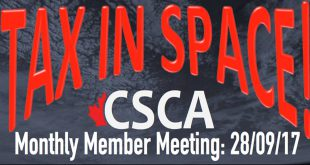 CSCA Tax Reform information meeting.