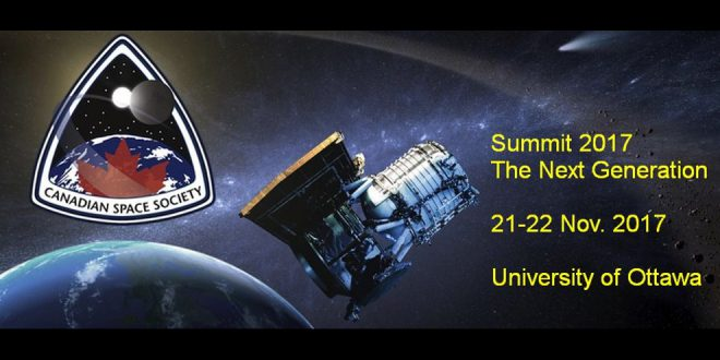 Canadian Space Summit 2017