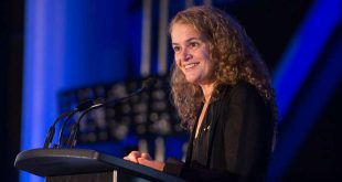 Governor General Julie Payette's speech at the 2017 Canadian Science Policy Conference