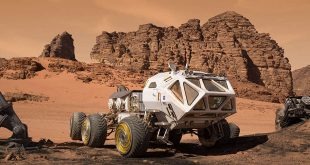 "A Mars Ascent Vehicle (MAV) is a key mode of transportation on the Red Planet in ""The Martian."""