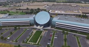 DigitalGlobe headquarters in Colorado
