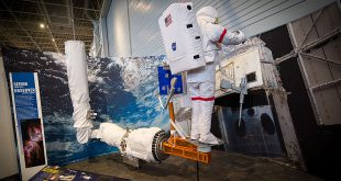 New temporary exhibit: Beyond Planet Earth: The Future of Space Exploration