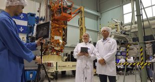 The Canadian Space Agency worked with MDA to provide the public an inside, and rare look, at the integration of the satellites as part of the CSA's Ask an Expert series