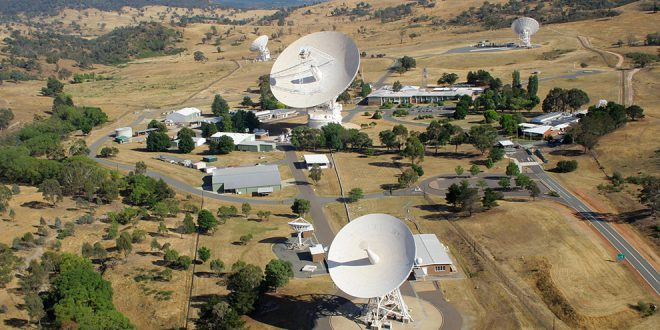 The Canberra Deep Space Communication Complex (CDSCC), located at Tidbinbilla, just outside Canberra