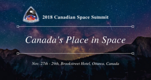 18th Annual Canadian Space Summit