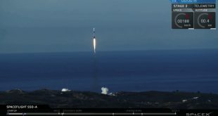 A SpaceX Falcon 9 launched the Spaceflight SSO-A SmallSat Express mission