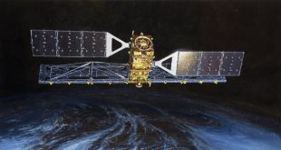 RADARSAT-2 painting