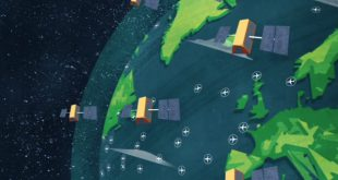 Aireon space-based ADS-B for global air traffic surveillance