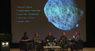 OSIRIS-REx discussion and mission update at the Royal Ontario Museum