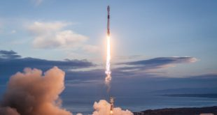 Successful launch of the Iridium-8 mission by SpaceX