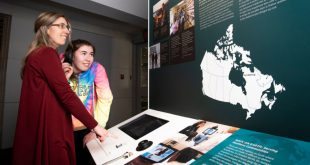 Visitors to the Canada Aviation and Space Museum can now view the new permanent Health in Space: Daring to Explore exhibit