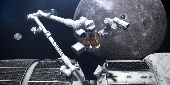 MDA Awarded $7.9 Million for Lunar Gateway Robotics Phase A Contracts