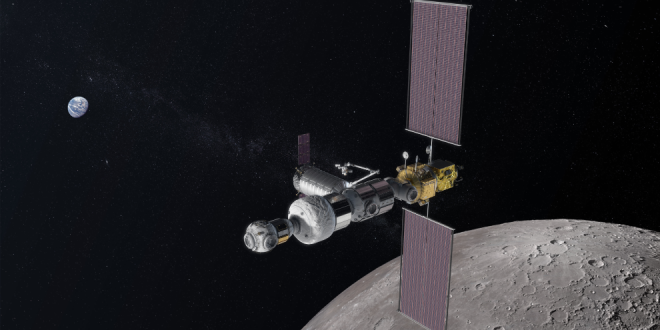 The United States-led Lunar Gateway will be the next major international collaboration in human space exploration. It is the first step of an ambitious plan byNASAand the International Space Station partners, including Canada, to send humans deeper into space than we have ever been