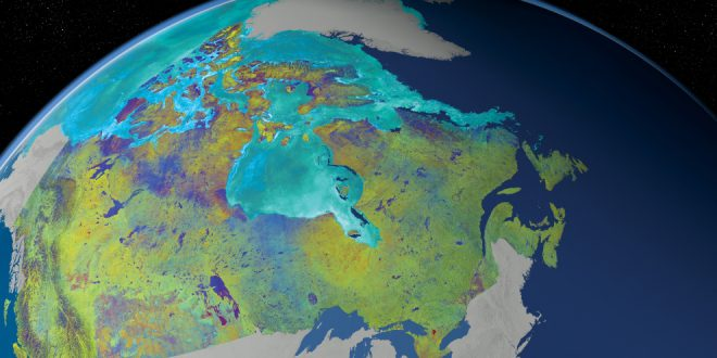 Natural Resources Canada Expects RCM Launch Will Kick Off More Demand for Canadian Satellite Images