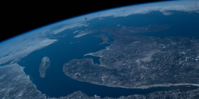 The Gulf of St. Lawrence