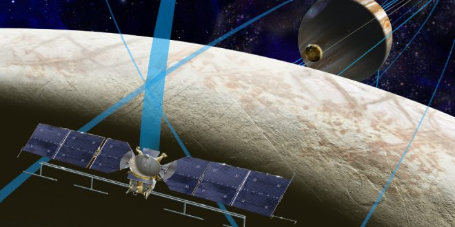 An IAC 2019 Special Podcast – Searching for Life on Europa