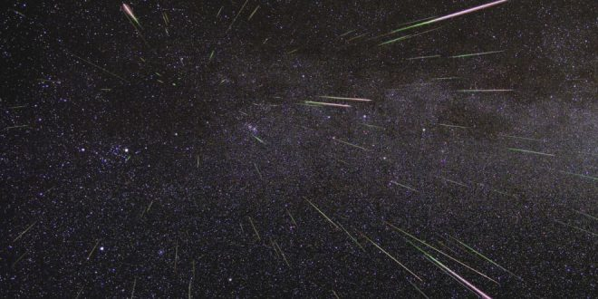 Thursday's Alpha Monocerotid Meteor Shower Confounds Experts