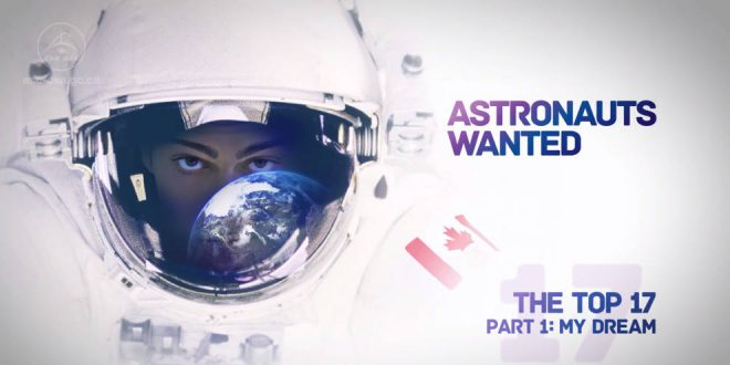 Astronauts Wanted - The Dream, part 1