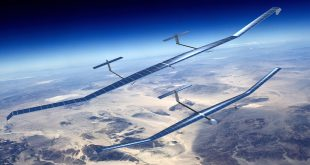 File photo of Zephyr, a High Altitude Pseudo-Satellite (HAPS) that fills a capability gap between satellites and UAVs.