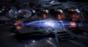 Mass Effect 3 Starship Normandy
