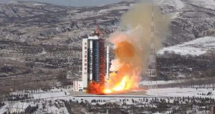 A Chinese Long March 2D successful launches the dual payload SuperView-1 03 and 04 satellites at 11:26 (local) this morning from the Taiyuan Satellite Launch Center
