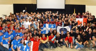 Students from across Canada showed their skills winning several awards at the 2018 Spaceport America Cup