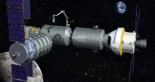 Deep space exploration robotics on a cislunar habitat