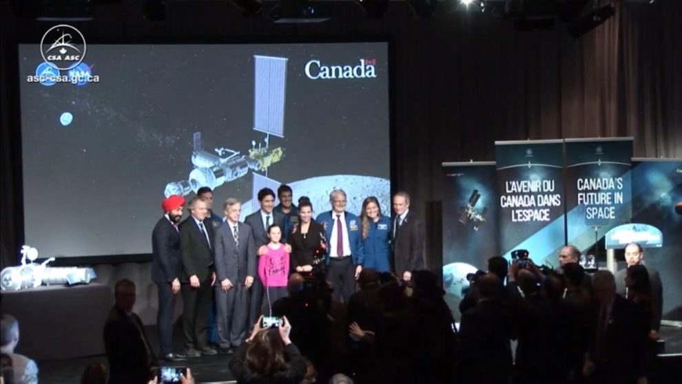 Canada is Going to the Moon - SpaceQ