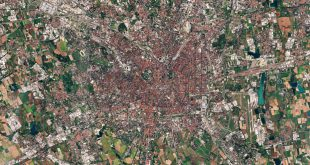 ESA's Living Planet Symposium is being held in Milan, Italy