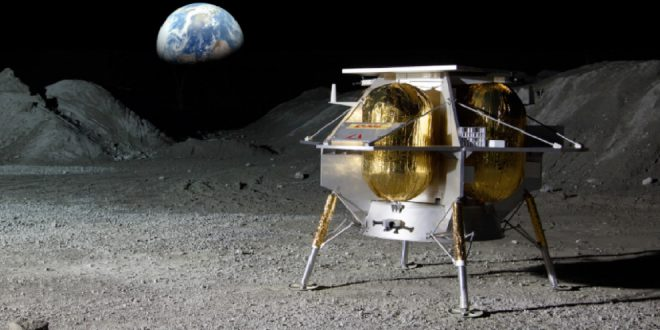 Canadensys Selects Astrobotic to Deliver Payload to the Moon in 2021